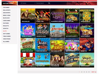 138Bet Casino logiciel captures d