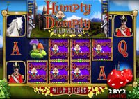 2by2 Gaming lance la machine à sous Humpty Dumpty Wild Riches