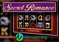 Aperçu de la nouvelle machine à sous Secret Romance de Microgaming