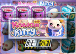 Betsoft a récemment lancé la machine à sous Kawaii Kitty