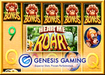 Genesis Gaming lance sa machine à sous Hear Me Roar
