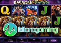 Machine à sous Karaoke Party de Microgaming bientot disponible