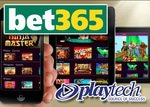 Le casino mobile Bet365 utilise l'application de Playtech