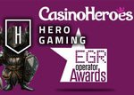 Le pionnier en ludification Hero Gaming remporte un EGR Award 2016