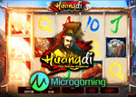 Machine à sous Huangdi The Yellow Emperor lancée par Microgaming