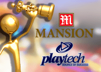 Mansion Group : Premier lauréat d'un Playtech Award