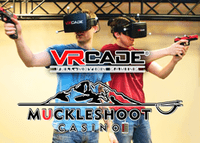 Muckleshoot Casino de Washington lance le VRcade