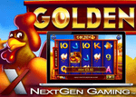 NextGen Gaming lance la machine à sous Golden le 20 décembre