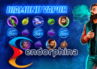 Nouvelle machine à sous Diamond Vapor d'Endorphina