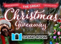 Participez à la promotion Great Christmas Giveaway sur Casino Room