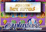Playtech lance la machine à sous Age of the Gods: Fate Sisters
