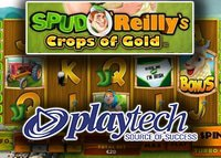 Playtech lance la machine à sous Spud O'Reilly's