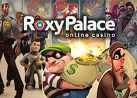 Promo Slots Showdown sur le casino Roxy Palace