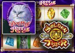 Promotion de Golden Tiger Casino sur Pretty Kitty