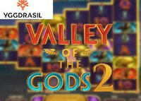 Yggdrasil dévoile le jeu Valley Of The Gods 2