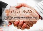 Yggdrasil et Gaming Innovation Group signent un nouvel accord