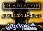 machine a sous gladiator jackpot playtech