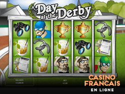 jeux A Day at the Derby