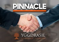 Accord de partenariat entre Yggdrasil et Pinnacle