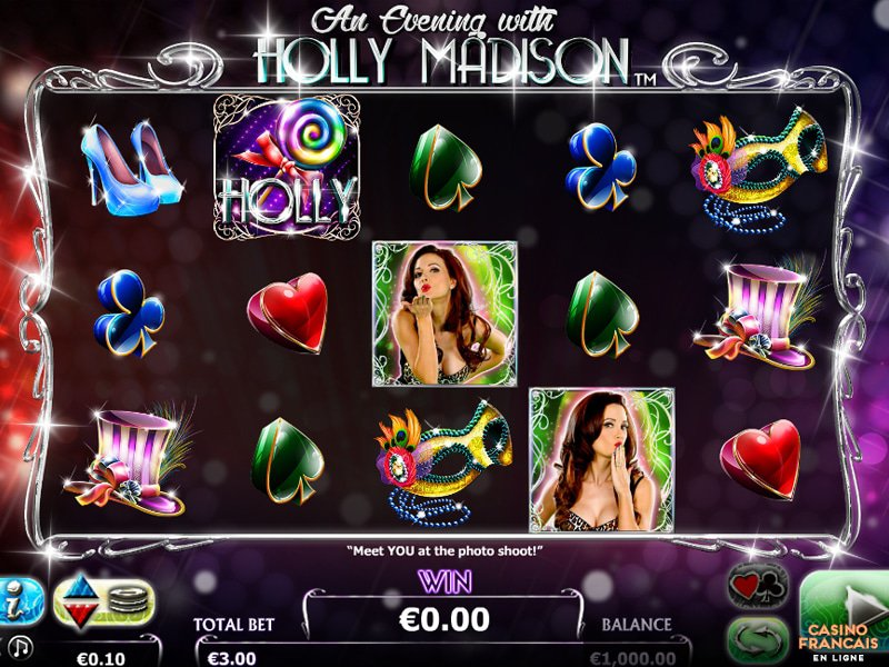 jeux An Evening with Holly Madison
