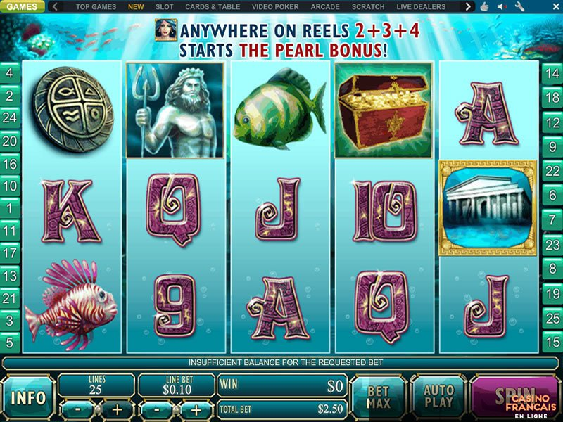 jeux Atlantis Queen
