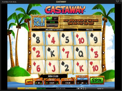 BET AT Casino logiciel captures d