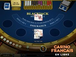 jeux Blackjack Surrender