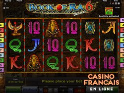 jeux Book of Ra 6