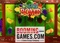 Booming Games a lancé la nouvelle machine à sous Cherry Bomb