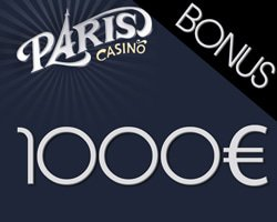 bonus casino paris