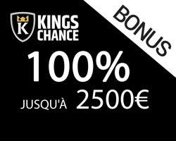 Kings Chance bonus