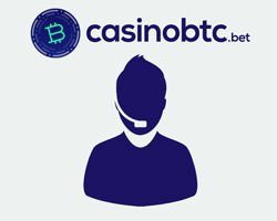assistance casino btc