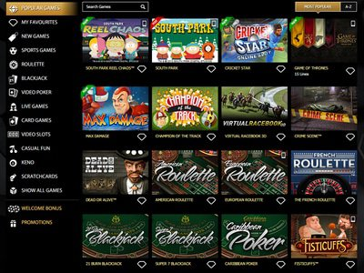 Fashion TV Casino logiciel captures d