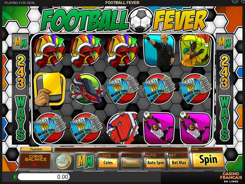jeux Football Fever