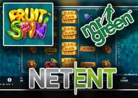 Free spins de Mr Green sur la machine à sous Fruit Spin de NetEnt