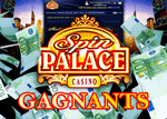 Gagnants Machines à sous Casino Spin Palace