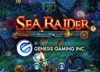 Genesis Gaming lance bientôt la machine à sous Sea Raider
