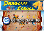 Genesis Gaming lance la nouvelle machine à sous Dragon's Scroll
