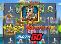 Hugo's Adventure arrive sur les casinos online français