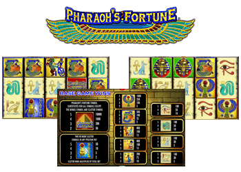 machine à sous pharaoh fortune