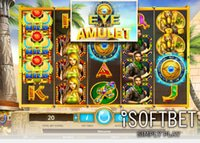 iSoftBet lance la nouvelle machine à sous Eye of The Amulet