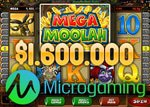 Un jackpot de 1,6 million USD encore décroché sur Mega Moolah