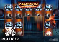 Lancement de la machine à sous Flaming Fox de Red Tiger