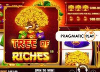 Lancement de la machine à sous Tree Of Riches