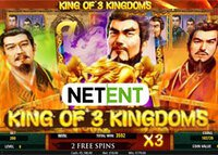 Lancement du Jeu King Of Three Kingdoms