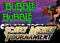 Nouveau Jeu De Machine À Sous Bubble Bubble, Tournoi Scary Money