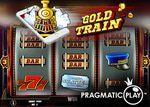 Machine à sous Gold Train de Pragmatic Play déjà disponible