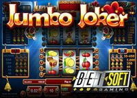 Machine à sous Jumbo Joker de Betsoft bientôt disponible