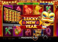 Machine à sous Lucky New Year de Pragmatic Play bientôt disponible