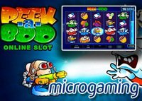 Machine à sous Peek-A-Boo de Microgaming